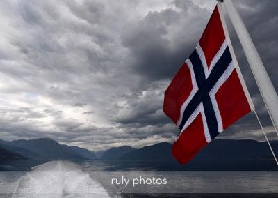 Sognefjord en Norvège - voyage