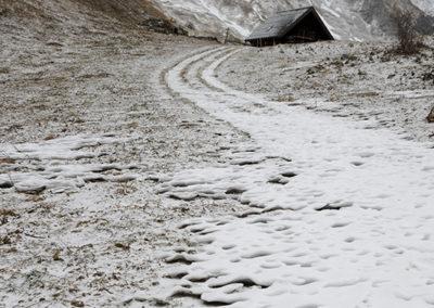 Chalet de montagne en Maurienne - voyage