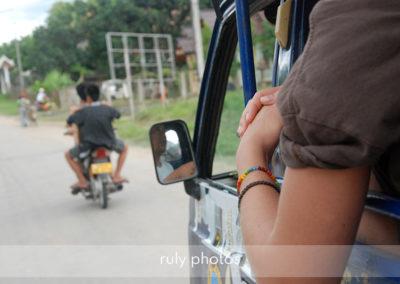 tuktuk au laos - voyage